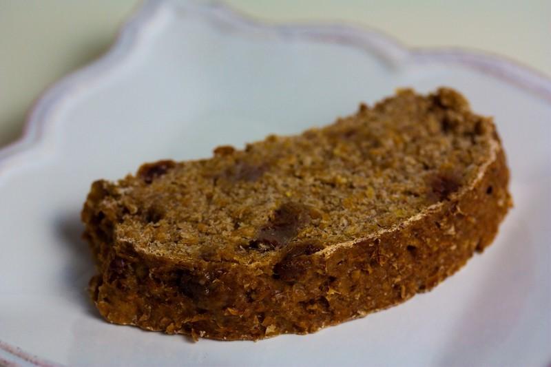 Cinnamon Date Manna Bread
