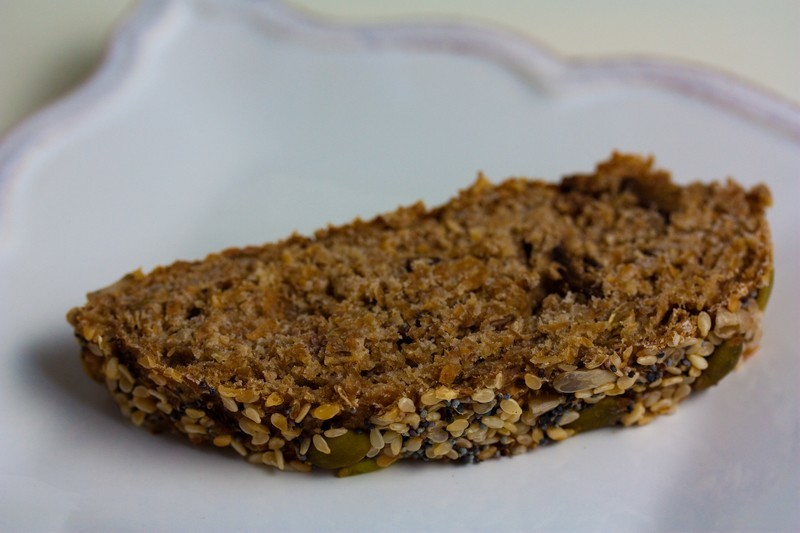 Manna Bread - Sprouted, naturally leavened bread - Veganbaking.net ...