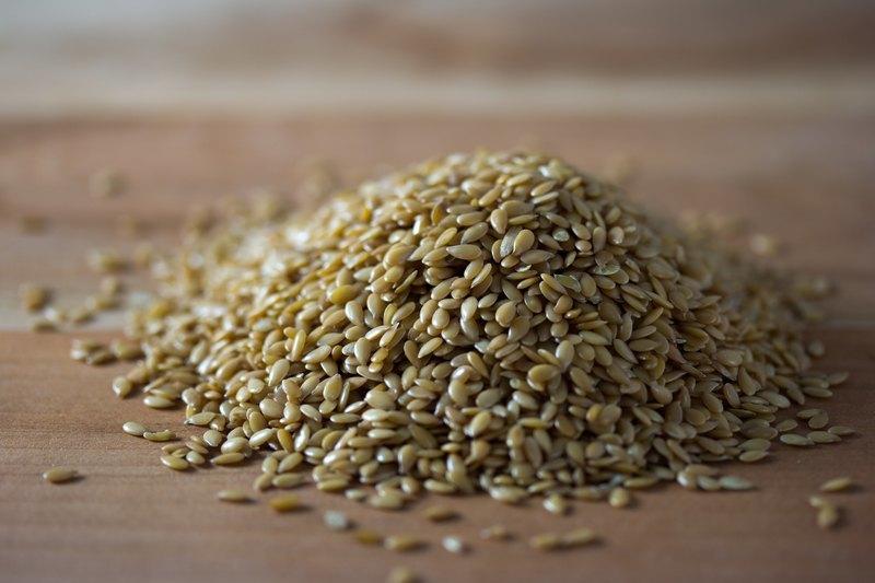 Golden Flax Seeds