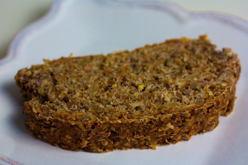 Sunseed Manna Bread