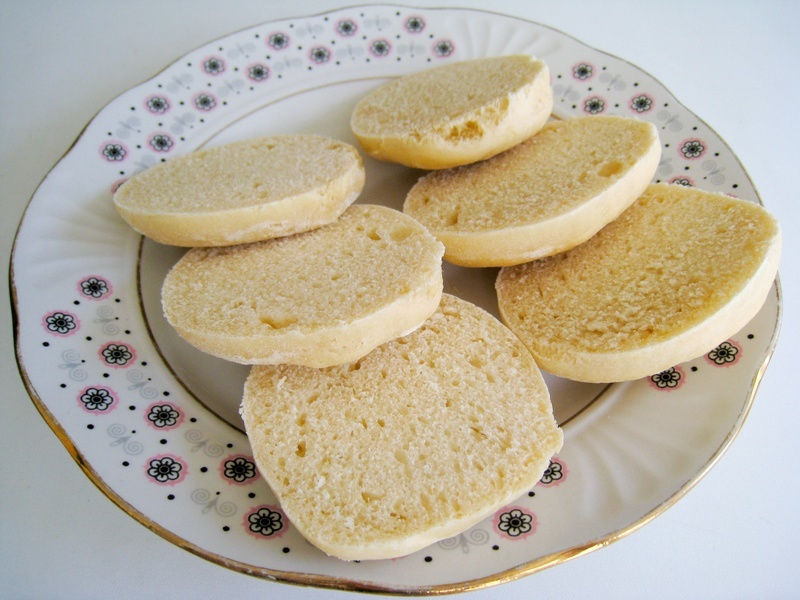 Vegan English Muffins