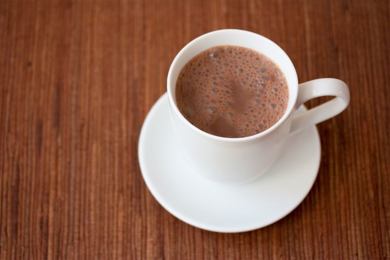 Vegan Heavenly Hot Chocolate