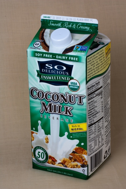 So Delicious Coconut Milk
