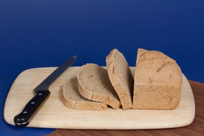 Easy Vegan Wheat Bread
