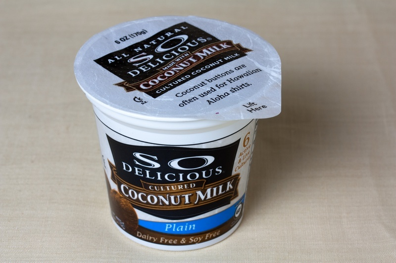 So Delicious Cultured Coconut Milk