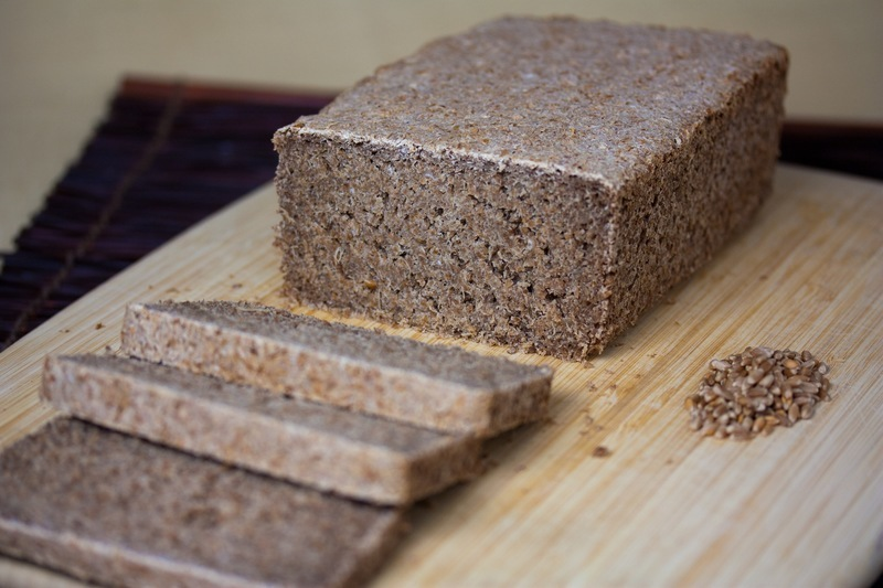 Vegan Sprouted Wild Yeasted Whole Wheat Bread