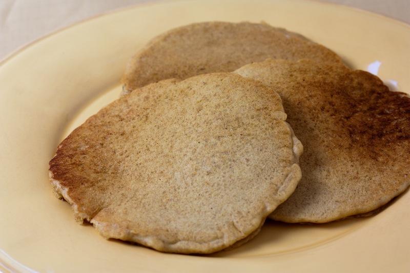 Vegan Buttermilk Pancakes
