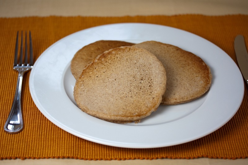 Vegan Sourdough Pancakes