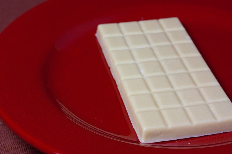 Vegan White Chocolate