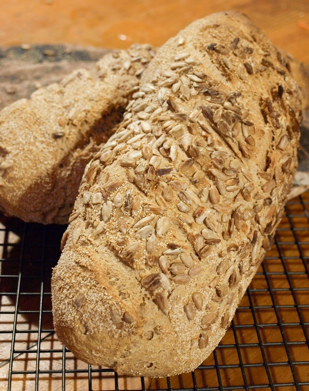 100% Wholemeal Bread
